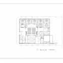 Evangelical Temple in Terrassa / OAB Floor Plan 03