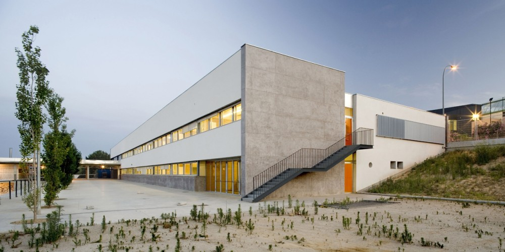 Sant Esteve Sesrovires Institute  / Jordi Farrando
