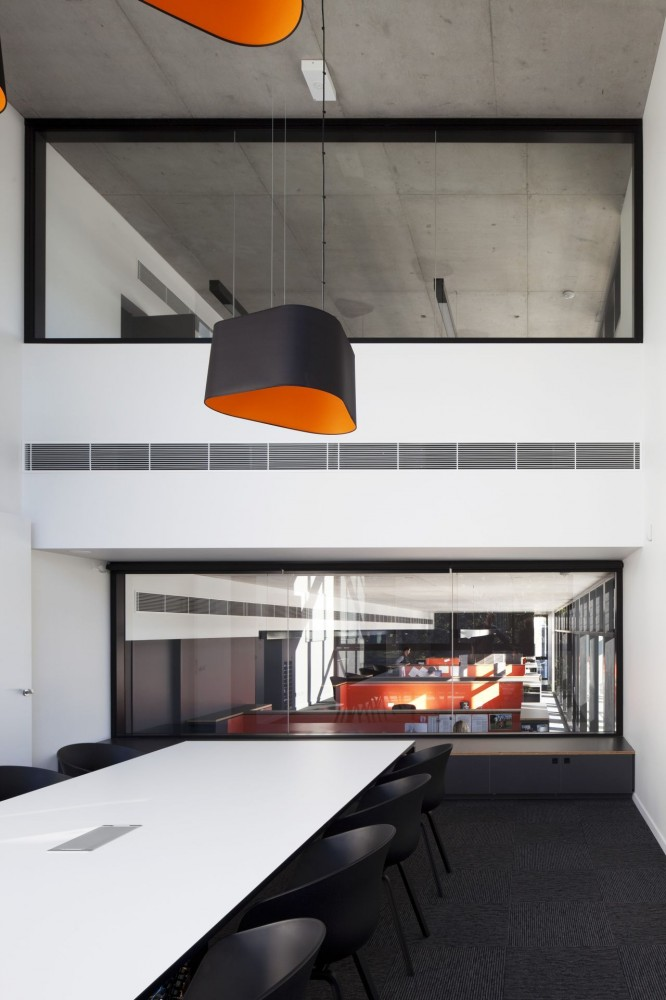 Kane Offices / MARC&#038;CO + coarchitecture