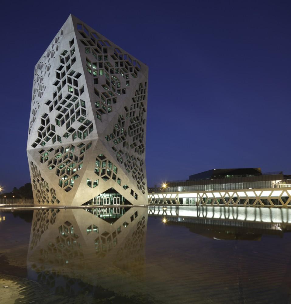 Arquitectura centro civico de c rdoba 2011 taringa - Arquitectos en cordoba ...