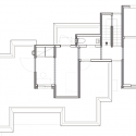 T-House / Satoru Ito Architects Second Floor Plan