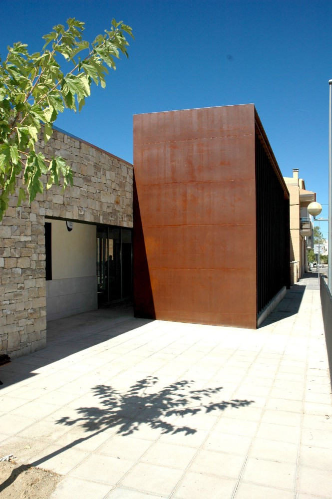 La Fatarella School / Hctor Jala &#038; Mnica Moreno