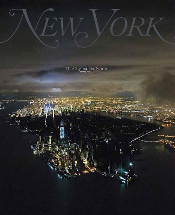 Iwan Baan vs. Sandy: The Story Behind That Iconic NYC Shot