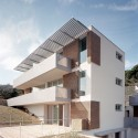Dwellings in Spotorno / Ariu + Vallino Architects © Anna Positano