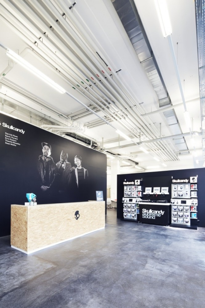 Skullcandy Office / Arthur de Chatelperron + Hugo Hlne