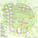 The Heritage School  / Madhav Joshi and Associates Site Plan