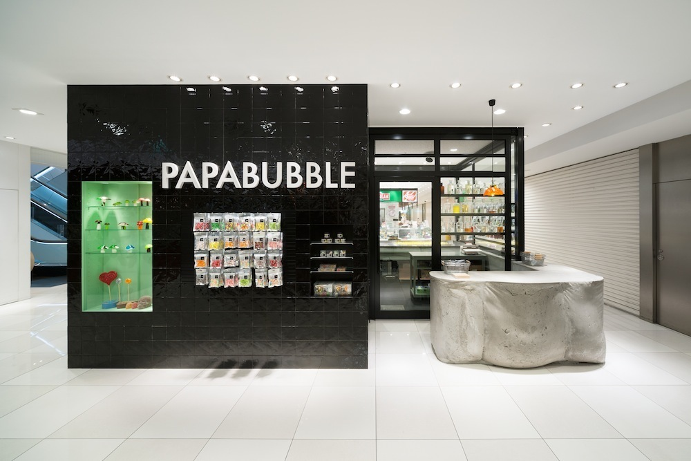 Papabubble / Schemata Architects