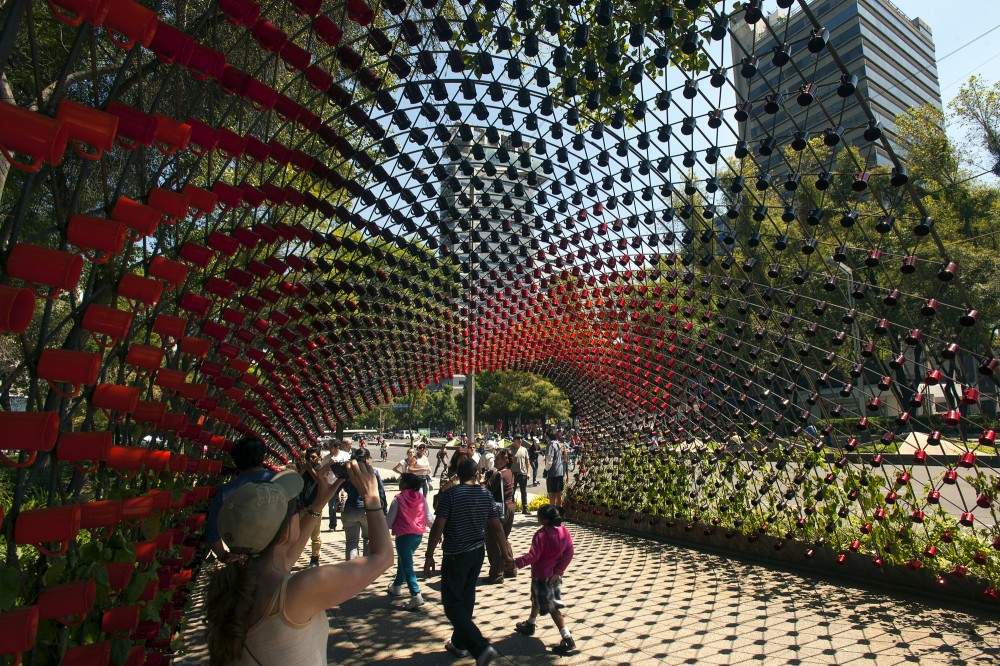 Portal of Awareness / Rojkind Arquitectos