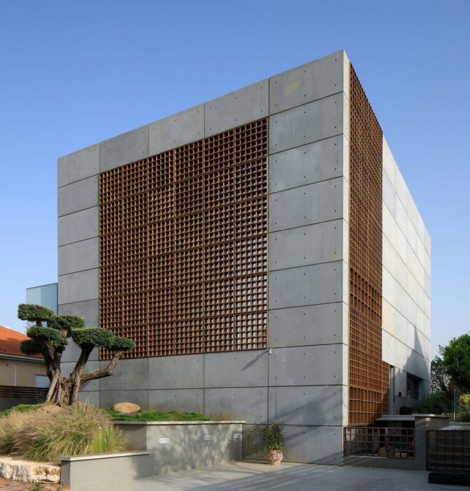 House K / Auerbach Halevy Architects
