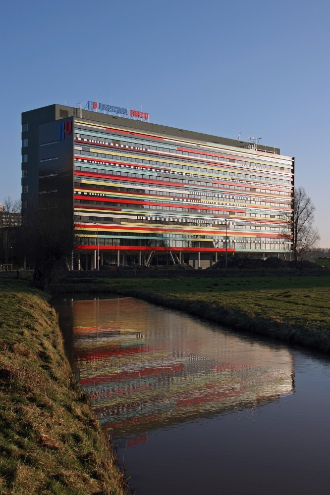 Department of Education Hogeschool Utrecht / Ector Hoogstad Architecten