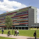 Department of Education Hogeschool Utrecht / Ector Hoogstad Architecten  Marcel van Kerckhoven