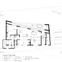 Onjuku Beach House / BAKOKO First Floor Plan