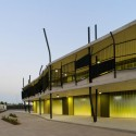 Edificio Multiusos / Vahos Arquitectura Courtesy of Vahos