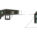 House 2y / destilat Elevation