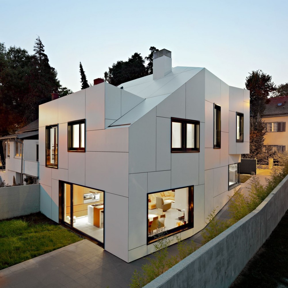 A+A House / DVA Arhitekta