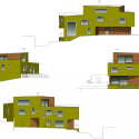 Duplex House / L3P Architects Elevation