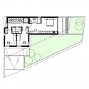 Single Family House in Kifisia / Spacelab Architects Second Floor Plan