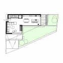 Single Family House in Kifisia / Spacelab Architects Ground Floor Plan