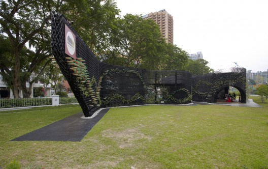 Archifest Zero Waste Pavilion / WOW Architects  Aaron Pocock
