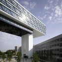 IVG Media Bridge / steidle architects Courtesy of steidle architects