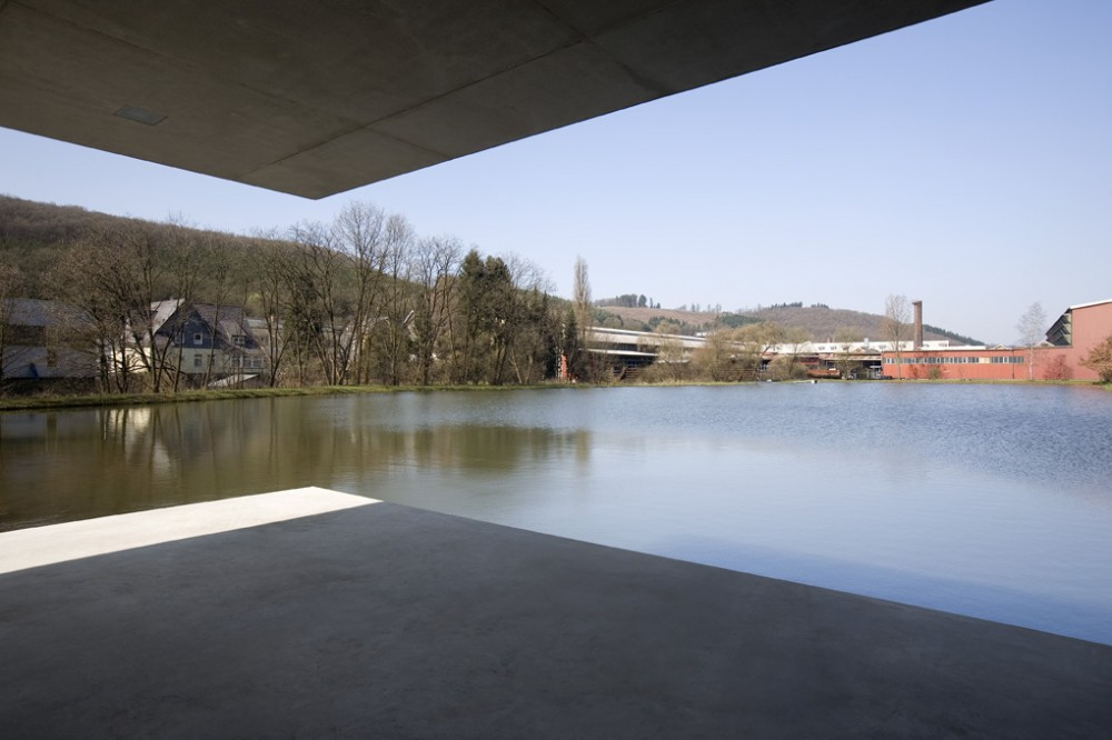 Pavilion Siegen / Ian Shaw Architekten