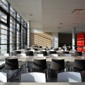 Rockfeller University Restaurant / XTO architectes © Studio Erick Saillet