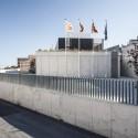 Retén De Policía Local Y Espacio Polivalente En Xixona / Daniel Martí Arquitectos © David Zarzoso