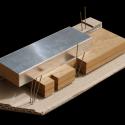 Retén De Policía Local Y Espacio Polivalente En Xixona / Daniel Martí Arquitectos Model