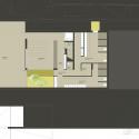 Retén De Policía Local Y Espacio Polivalente En Xixona / Daniel Martí Arquitectos Basement Floor