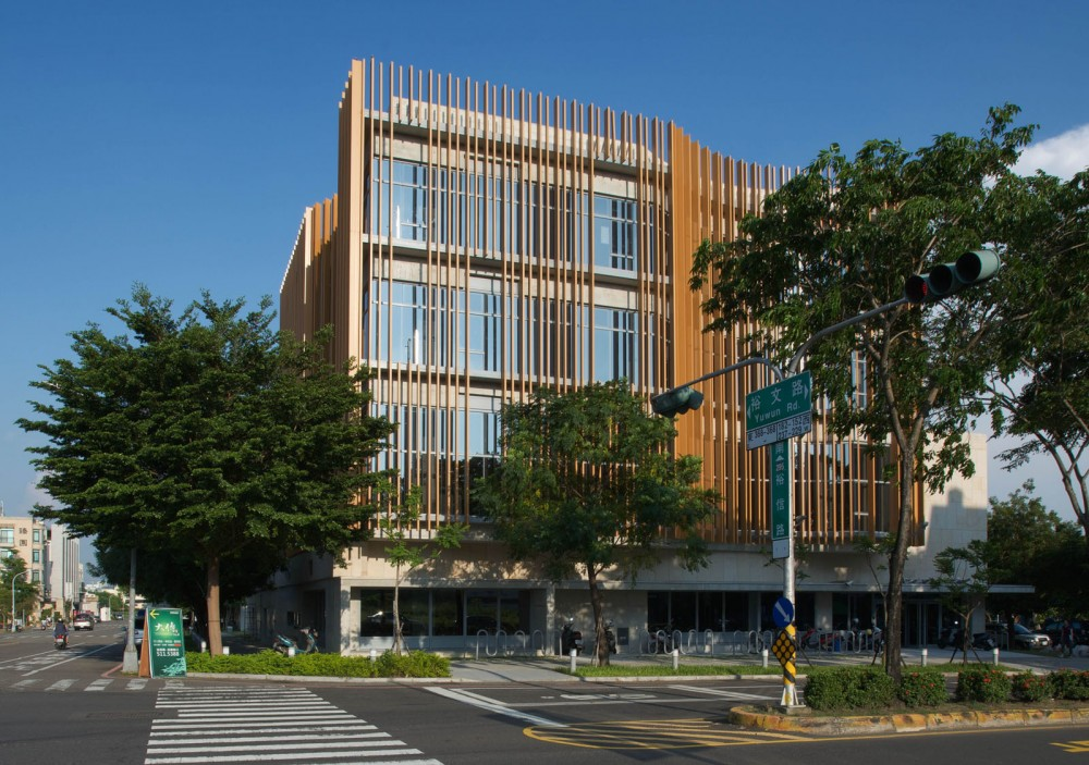 Yuwen Library / MAYU architects
