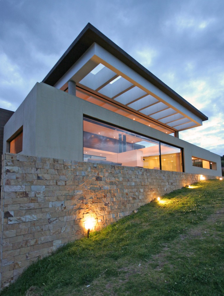 AR House / Campuzano Architects