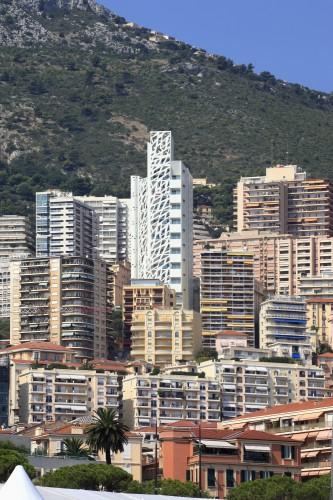 The simona jean pierre lott architecte arquitectura for Architecte monaco