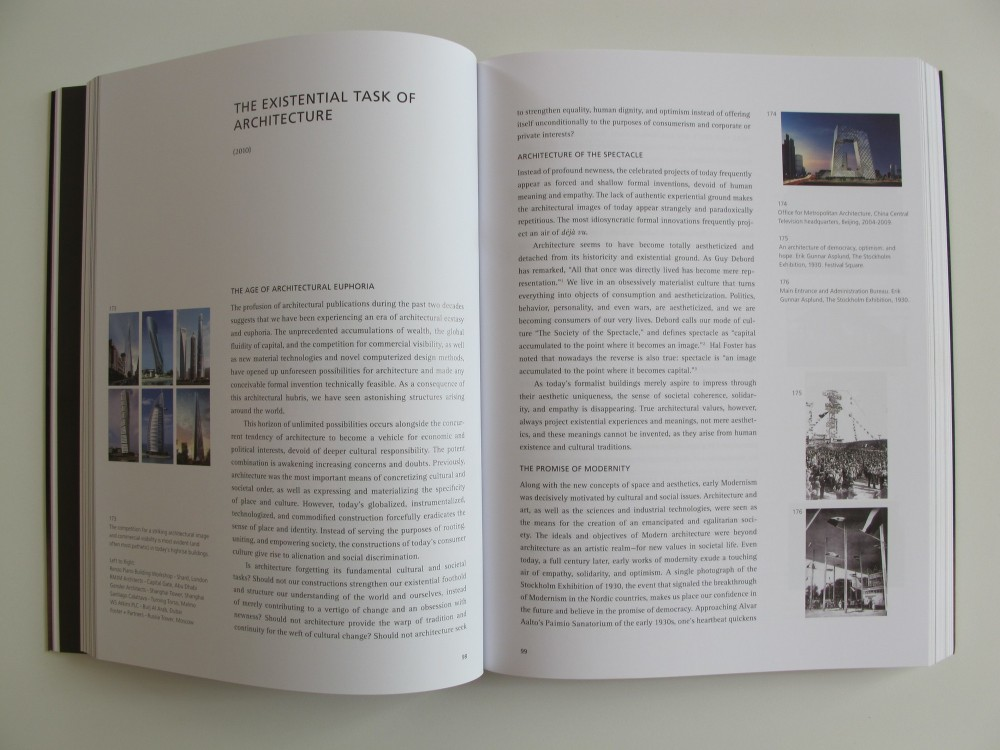 Encounters 2 – Architectural Essays / Juhani Pallasmaa