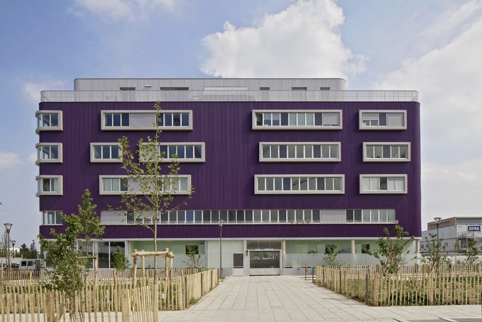 Massy Logements / du Besset-Lyon Architectes