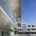 73 apartments ZAC Seguin Rives de Seine - Lot B3B / Philippe Dubus Architectes © Sergio Grazia