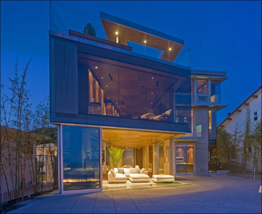 The Lemperle Residence / Jonathan Segal FAIA © Paul Body