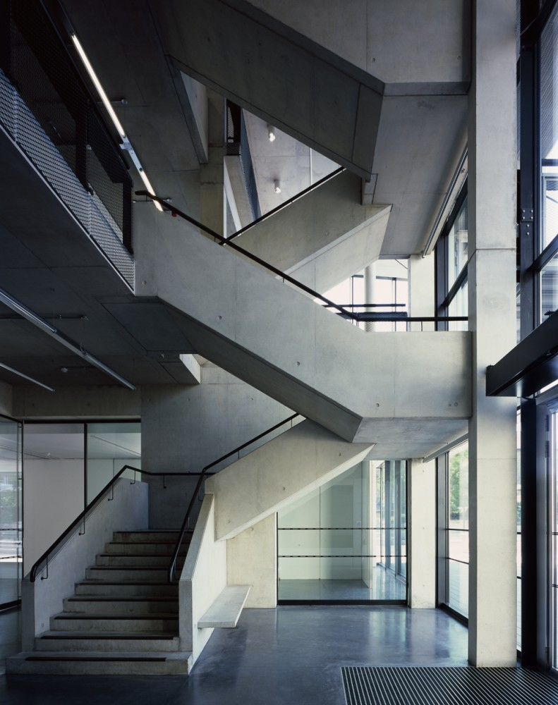 Dyson Building / Haworth Tompkins