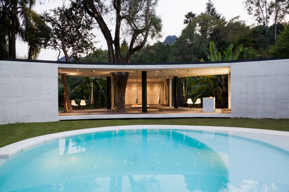 Tepoztlan Lounge / Cadaval &#038; Sol-Morales