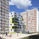 OP13 / PHD Architectes  Michel Denanc