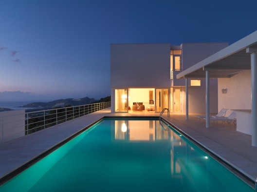 Bodrum Houses / Richard Meier Courtesy of Courtesy of Richard Meier and Partners