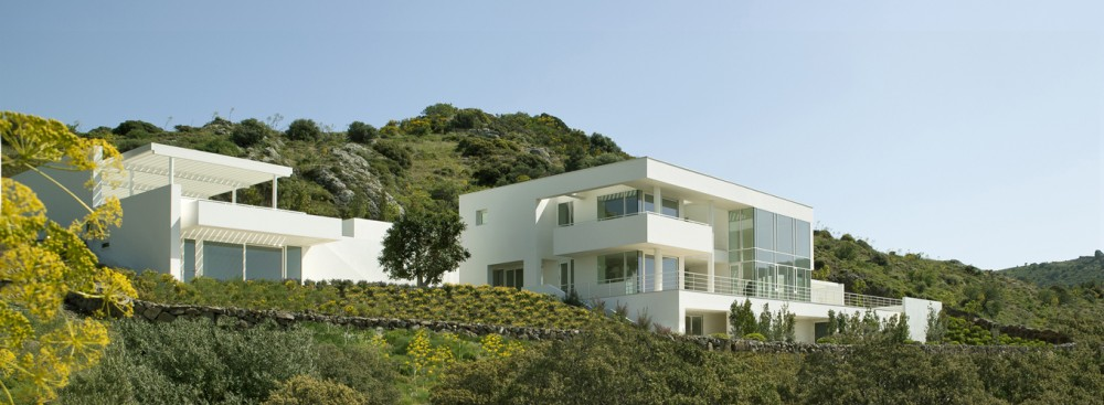 Bodrum Houses / Richard Meier &#038; Partners Architects