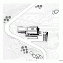 Bodrum Houses / Richard Meier Site Plan