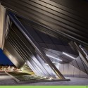 Eli & Edythe Broad Art Museum / Zaha Hadid Architects © Paul Warchol