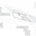 Eli &amp; Edythe Broad Art Museum / Zaha Hadid Architects Site Plan
