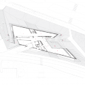 Eli &amp; Edythe Broad Art Museum / Zaha Hadid Architects First Floor Plan