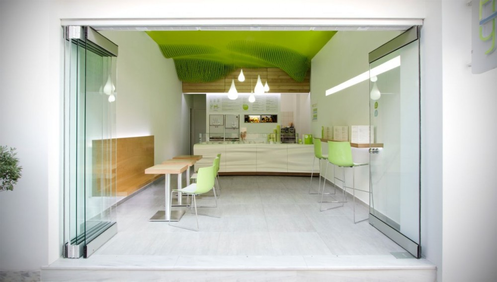 Froyo Yogurteria / Ahylo Studio