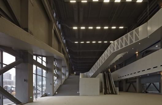 Power Station of Art / Original Design Studio © Zhang Siye - Zhang Ming - Wang Yuan