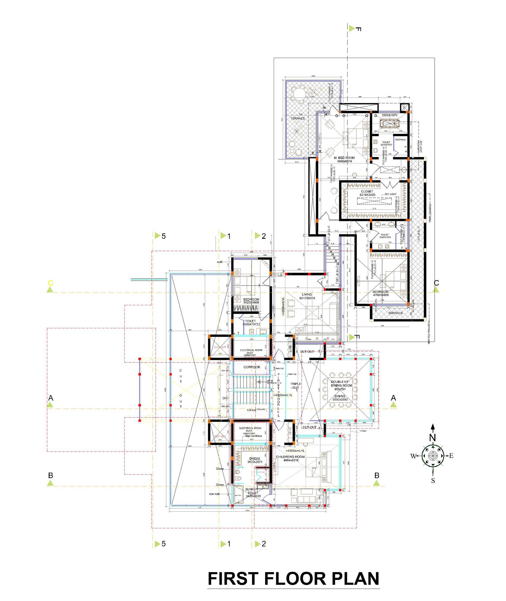 Architecture Photography Bahrain House Moriq 293689