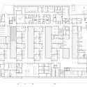 CEDT Daimiel / Estudio Entresitio Ground Floor Plan