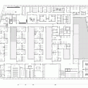 CEDT Daimiel / Estudio Entresitio First Floor Plan